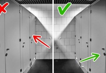 Týchto 8 pravidiel si osvojte pri používaní verejných toaliet. Zmenia vám život k lepšiemu!