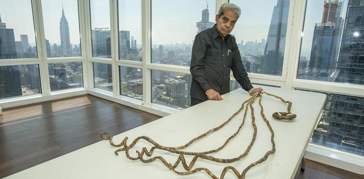 Muž s najdlhšími nechtami na svete si ich nechal konečne ostrihať… respektíve odpíliť