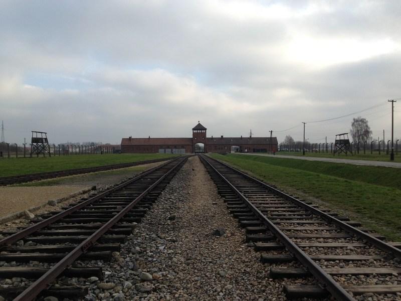 Auschwitz - krádež