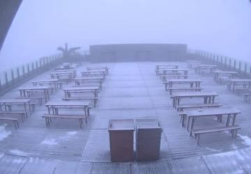 Oficiálny začiatok jesene so sebou priniesol sneh