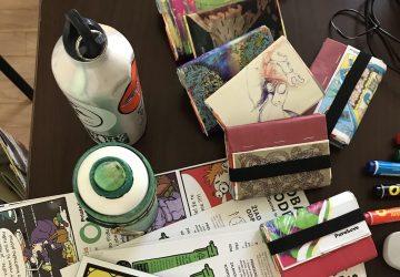 Kubo vyrába peňaženky z tetrapaku. A ty si čo urobil pre zmenšovanie odpadov?