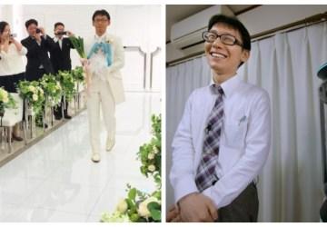 Muž sa zamiloval do hologramu, potom sa s ním aj oženil