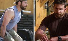 Cvičil dvakrát do dňa a menil sa na 100-kilového vojaka. Čo prezradil na Bradleyho Coopera jeho tréner?