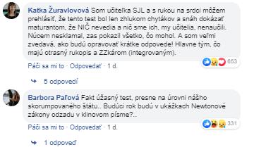 Zdroj: facebook.com/Televízne noviny TV Markíza