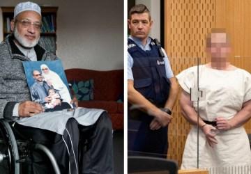 Odpúšťam mu, hovorí vozičkár, ktorý prežil piatkovú masakru v novozélandskej mešite. Medzi 50 obeťami bola aj jeho žena