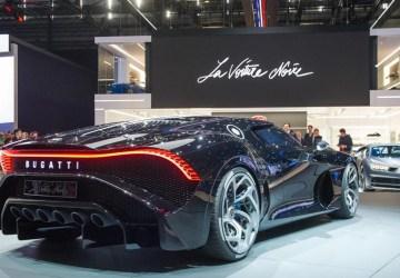 Vôbec najdrahšie auto na svete preberá žezlo po britskomRolls-Royce! Jeho cena vás dostane