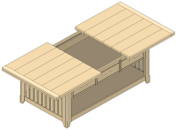coffee table plans easy  woodworktips