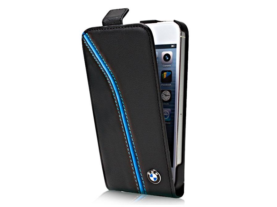 Bmw Flipcase  Leren Hoesje Voor Iphone 55s