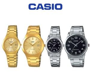 Relojes casio para parejas