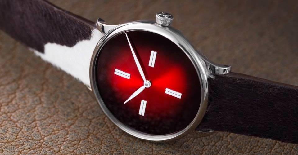 """04339862d370 El reloj más """"swiss made"""" de todos los tiempos hecho de queso"""