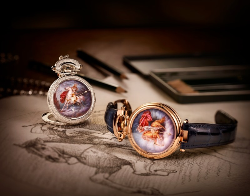 Amadeo Fleurier 43 Rider of the Apocalypse de Bovet