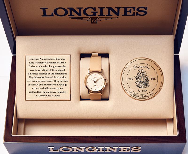 Longines Edición Limitada Flagship Heritage