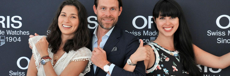 Hemsley + Hemsley nuevas embajadoras de Oris.