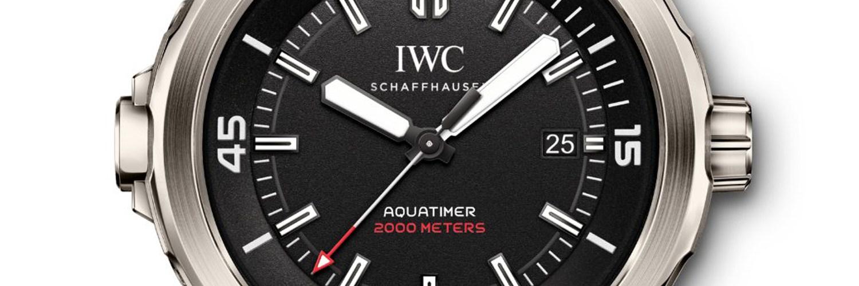 Aquatimer Automatic 2000 de IWC Schaffhausen