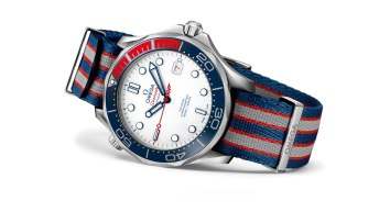 "SEAMASTER DIVER 300M ""COMMANDER'S WATCH"" Edición Limitada. James Bond, el Agente 007"