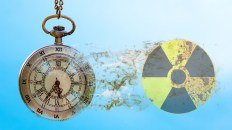 Relojes radiactivos