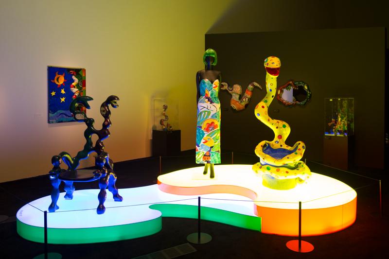 SerpentiForm, la exposición de Bulgari inspirada en la serpiente
