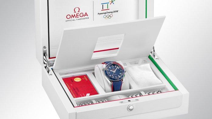 Omega Pyeong Chang 2018