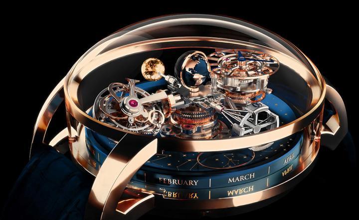 Reloj astronómico Jacob and Co.