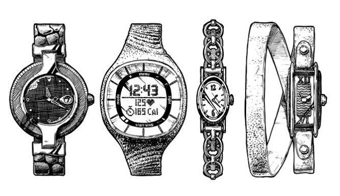 Primer reloj de mano