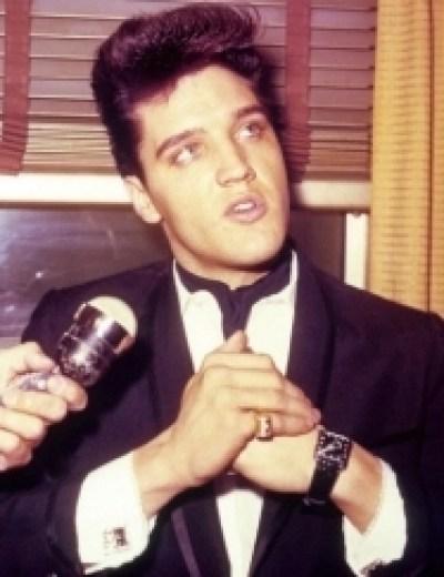 Longines, uno de los relojes de Elvis Presley