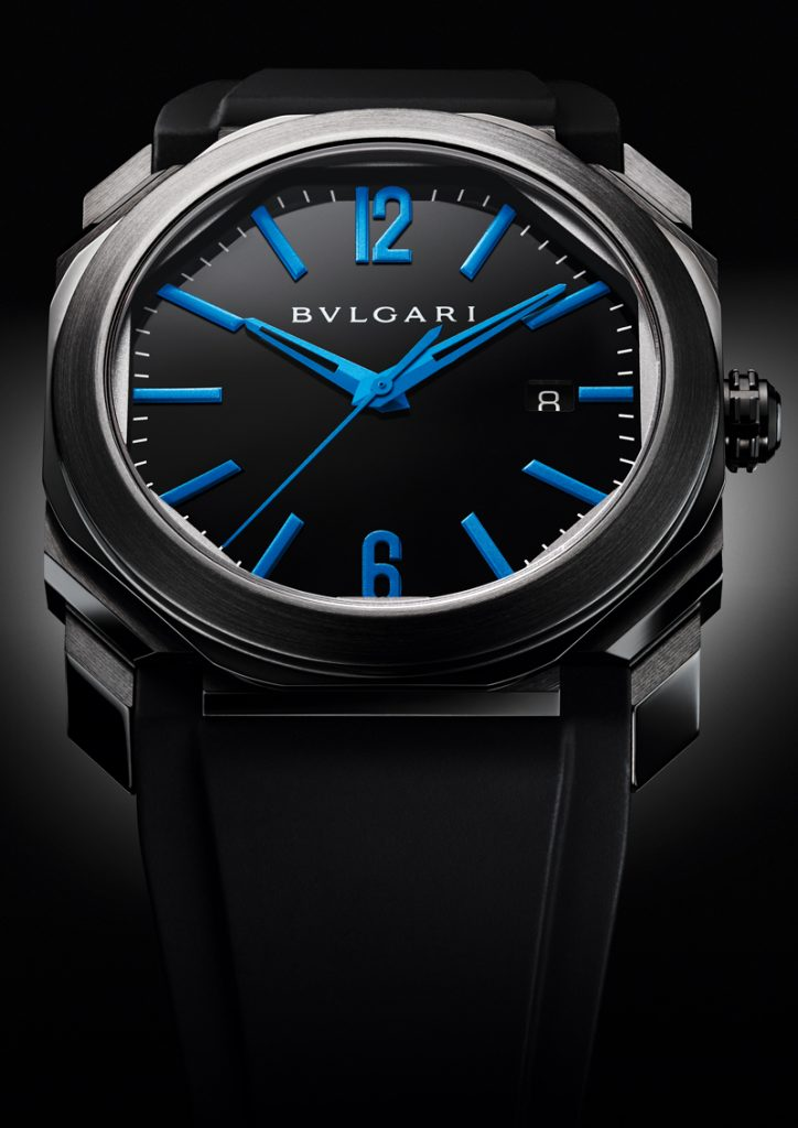 "Octo Ultranero ""Americas Edition"" de Bulgari"