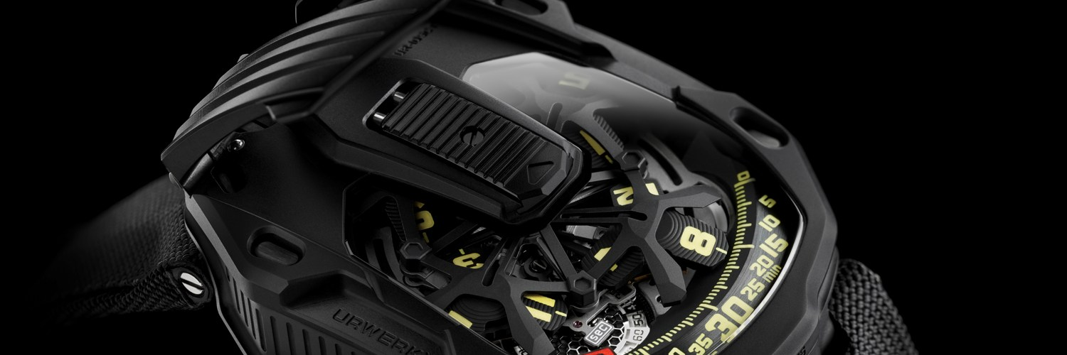 UR-105 CT Streamliner de URWERK