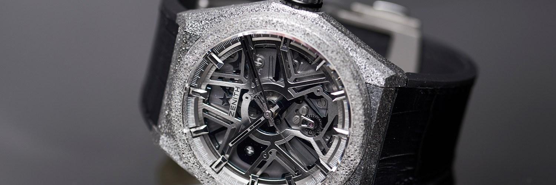 El reloj mecánico más preciso del mundo: Defy Lab de Zenith