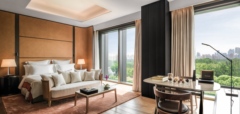 Hotel Bulgari Beijing