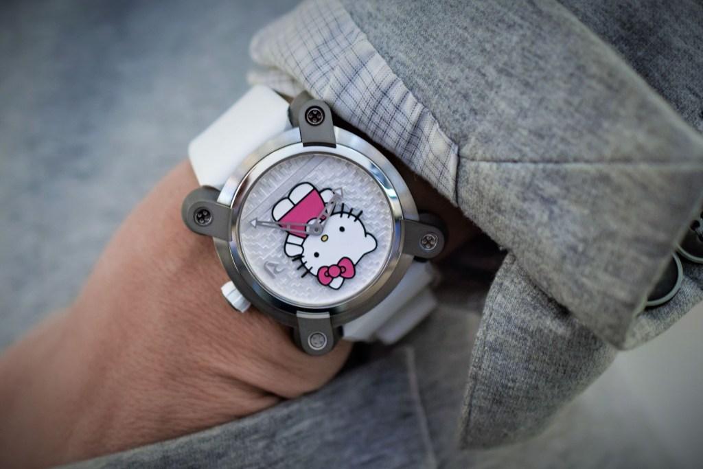 Reloj de Hello Kitty