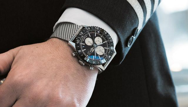 Chronoliner de Breitling