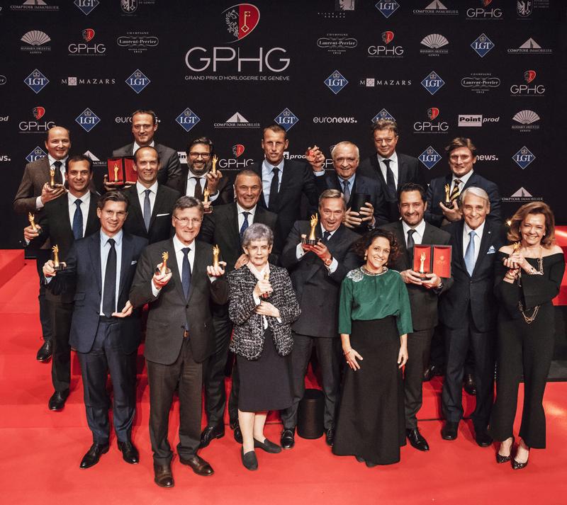Ganadores del GPHG