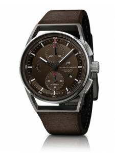 1919 Chronotimer Flyback Brown & Leather