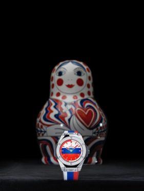 HUBLOT FIESTA APERTURA RUSIA 2018 FIFA WORLD CUP
