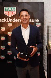 TAG Huer y la leyenda Neozelandesa del Rugby Dan Carter