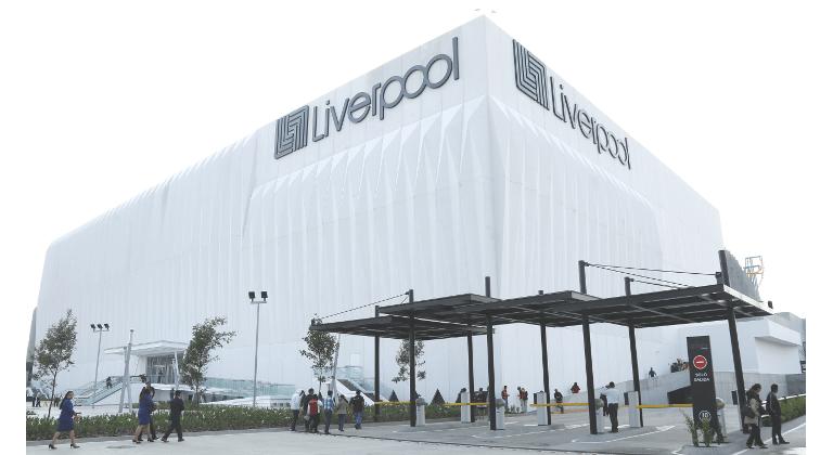 Klokker Liverpool Parque las Antenas
