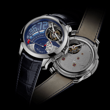 reloj-azul-negro-arte