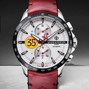 Reloj Clifton Guinda
