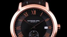 Reloj Raymond Wel Dorado