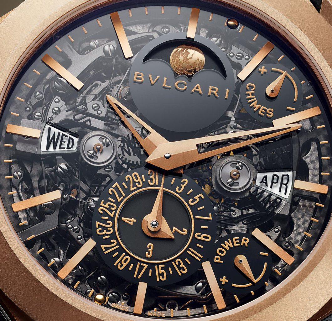 Reloj Bulgar iOcto Grande Sonnerie Perpetual Calendar