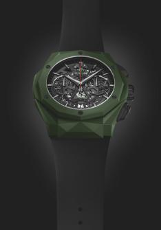 Reloj Classic Fusion de frente