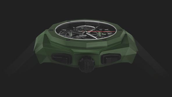 Reloj Classic Fusion lateral