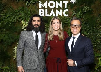 GENEVA, SWITZERLAND - JANUARY 14: <> at Palexpo on January 14, 2019 in Geneva, Switzerland. (Photo by Julien M. Hekimian/Getty Images For Montblanc )