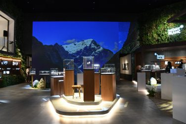 Montblanc Booth At SIHH 2019 - Cocktail