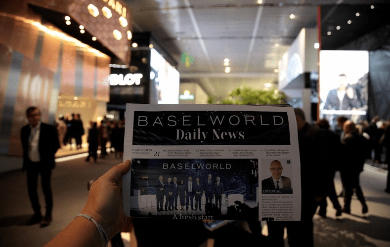 Periodico Baselworld Daily news