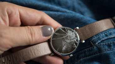 Reloj descompuesto