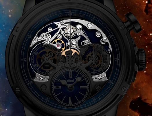 Cronógrafo del reloj Memoris