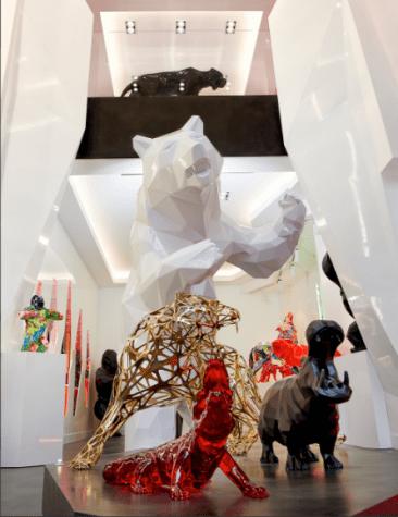 Galería Richard Orlinksi by Apollo
