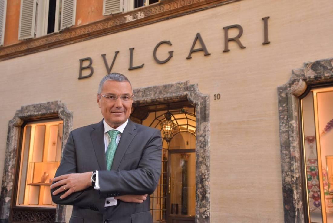 Jean-Christophe Banin, CEO de Bvlgari