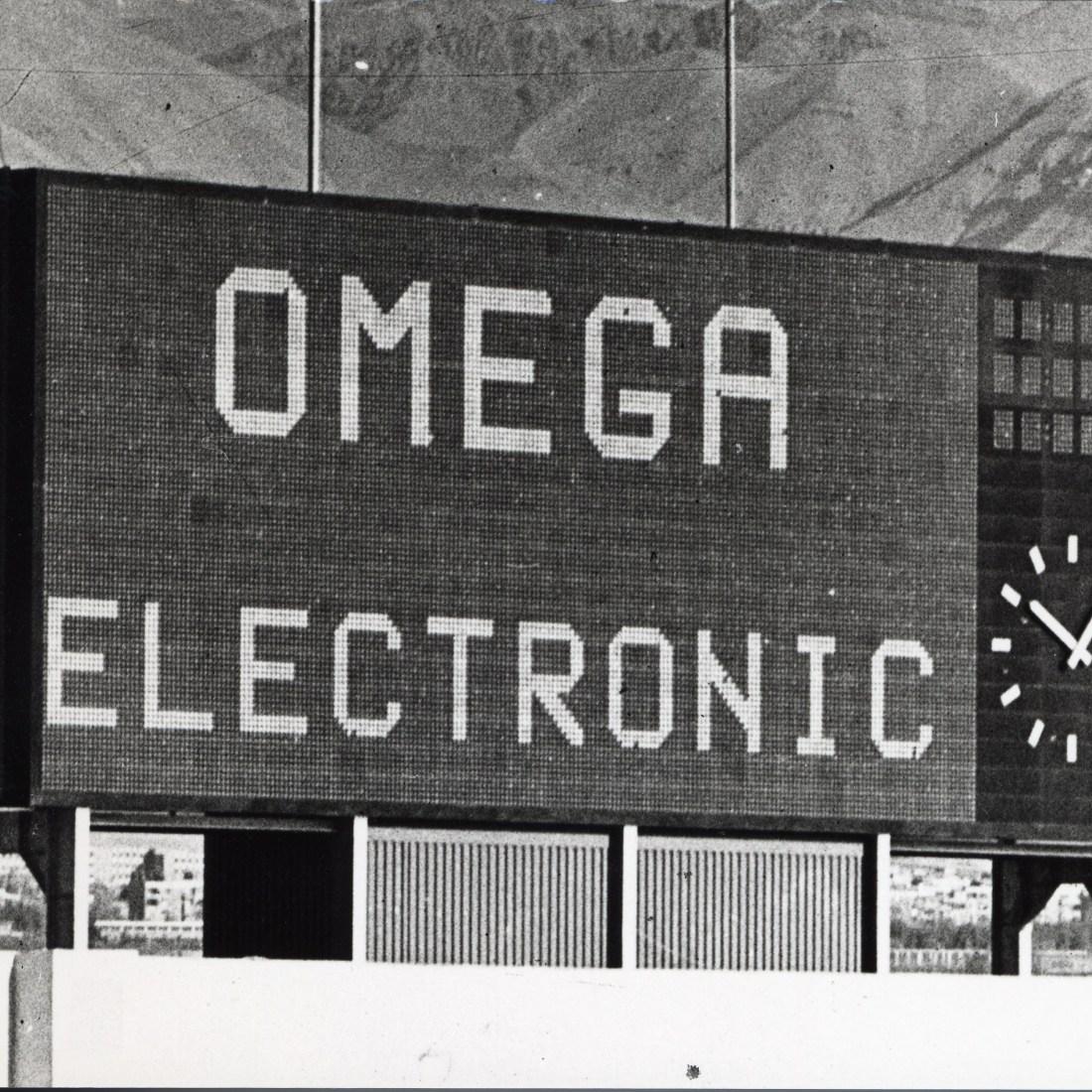 1976 OMEGA Juegos olímpicos